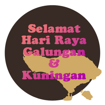 Happy Galungan & Kuningan Day