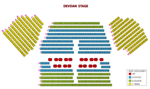 Nusa Dua Theatre - devdan show