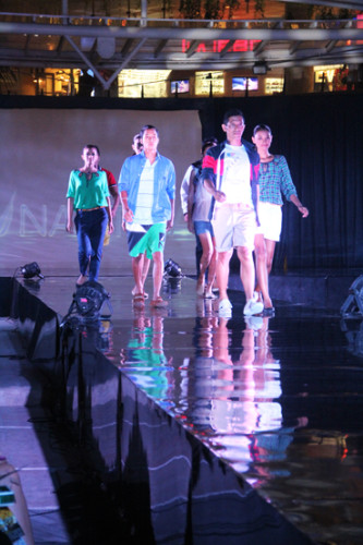 beachwalk FASHION SHOW