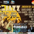 "JIMBARAN BAY JAZZ FESTIVAL 2013 "" THE JIMBA JAZZ "" in Bali"