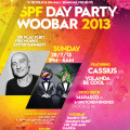 W Bali Presents SPF Day Party Woobar 2013