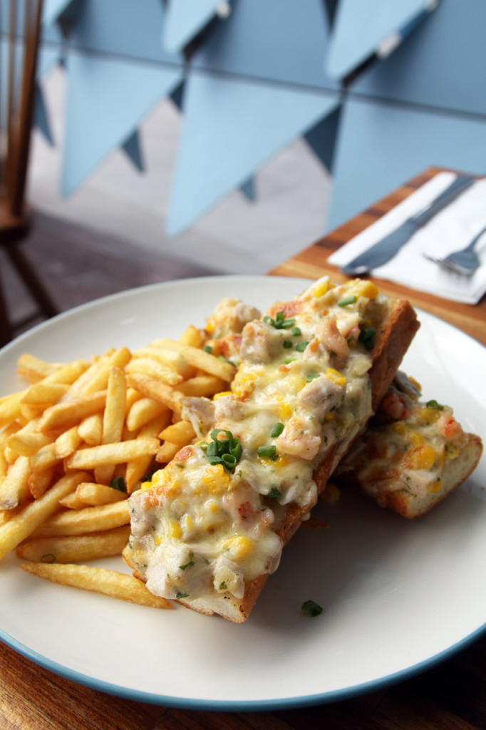 Seafood Cheese Melt Rp.69,000
