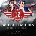 hu'u Bar 12th Anniversary with Flight Facilities (AUS)