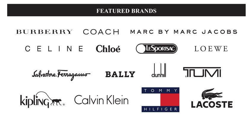 Features Brands