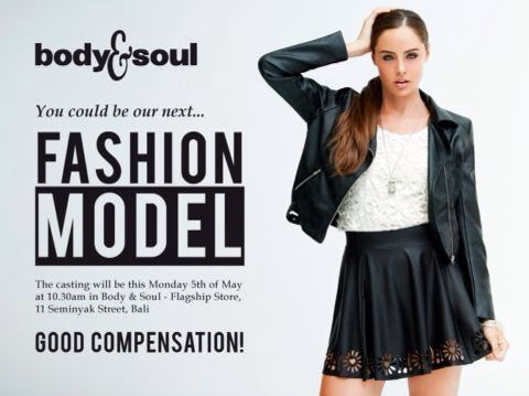 Looking for fashion models!!