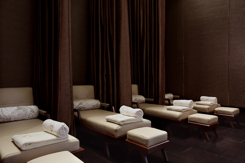 So Spa reflexology