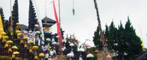 バリ島の観光地
