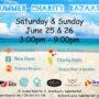 SUMMER CHARITY BAZAAR – GrandLucky Supermarket